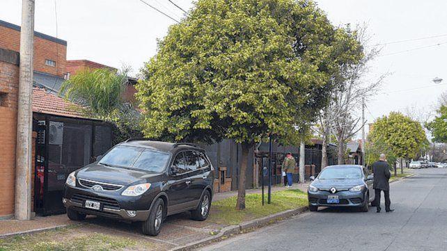oeste. Las víctimas fueron asaltadas frente a su casa de Urquiza y Larrea.