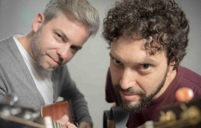 """Dúo. Leo Rodríguez y Machain interpretarán el tema """"Rosario""""."""