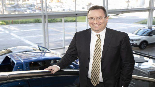 Piloto. Owsianski estará al frente del proyecto Tarek para fabricar un nuevo auto.