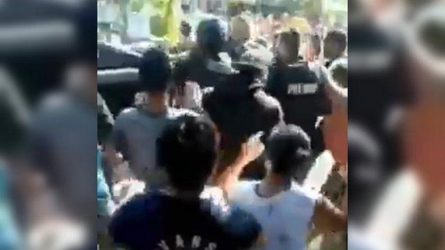 San Lorenzo: intentaron linchar a un hombre acusado de violar a una chica