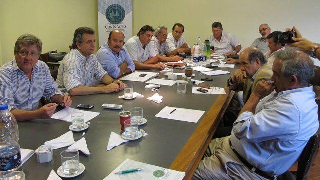 La Comisión de Enlace de Entidades Agropecuarias manifestó ayer su rechazo a la eliminación de las exenciones.