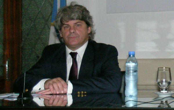 Jorge Barraguirre (h) se desempeñó como Fiscal de Estado. Fue puesto en funciones por Hermes Binner.