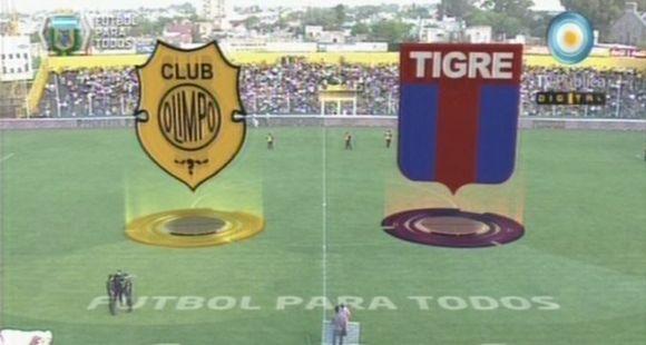 Apertura: Olimpo, Tigre y un empate que les aporta muy poco