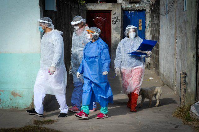 Preocupa el crecimiento de casos de Covid-19 en localidades del Gran Rosario
