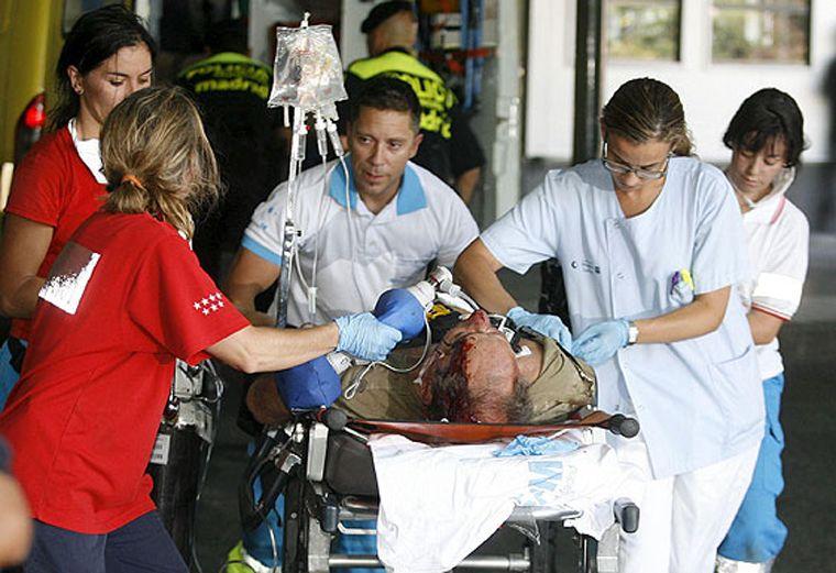 El número de víctimas fatales en el accidente aéreo en Madrid alcanza a 152