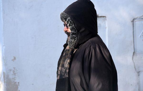 Brrrrr. Camperas y bufandas fueron usadas en el primer mes de primavera. (Celina Mutti Lovera / La Capital)