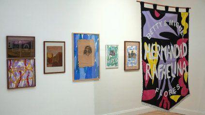 Una artista de Rafaela obtuvo el primer premio del Salón de Mayo del Rosa Galisteo