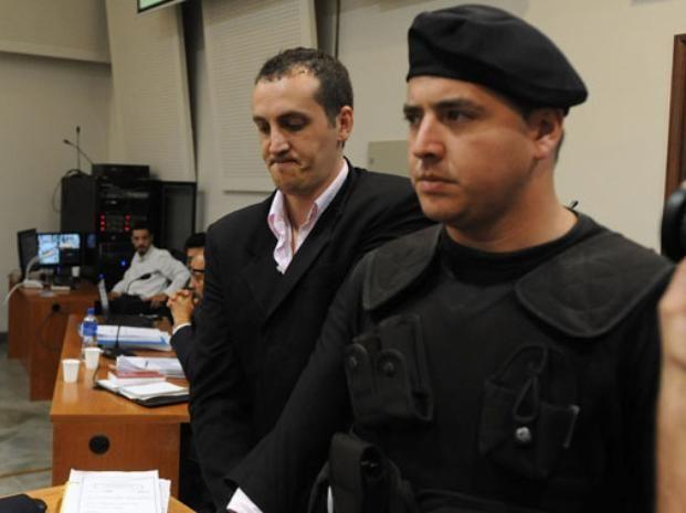 El verdulero Martín Santoro fue condenado por el crimen de dos vecinas y un locutor de Zavalla.