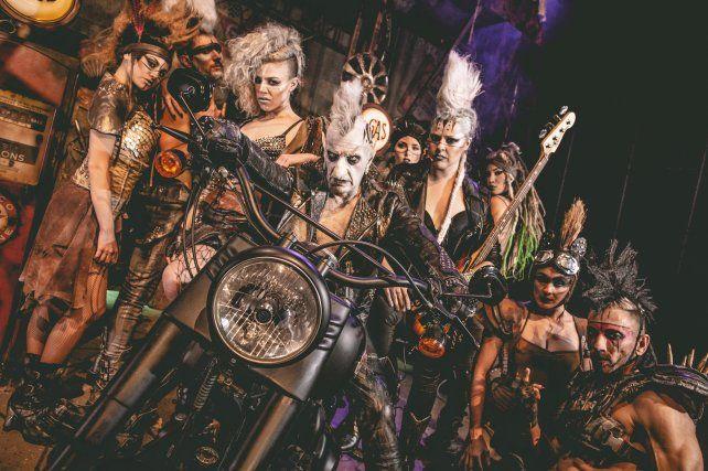 El Circo de los Horrores se distingue por las actuaciones