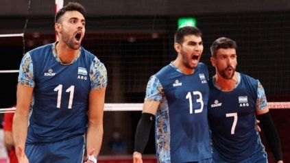 Otro desafío. Argentina terminó en el tercer puesto del grupo B y el sorteo determinó que el rival sea Italia, segundo del A.