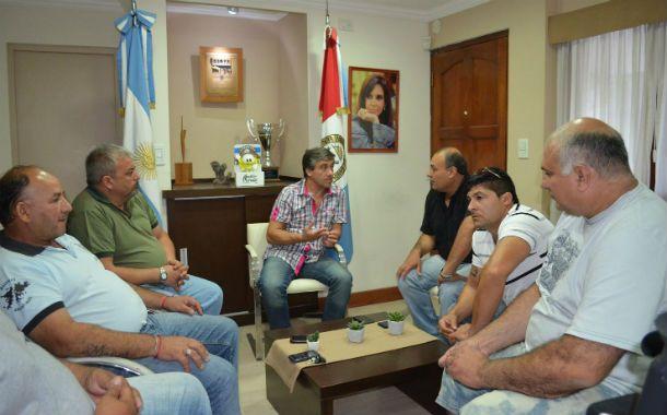 Cónclave. Pedretti se reunió con los representantes de San Lorenzo y hará lo mismo con los de Rosario.
