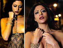 Prohibieron la edición de Playboy en Brasil por unas fotos polémicas con un rosario