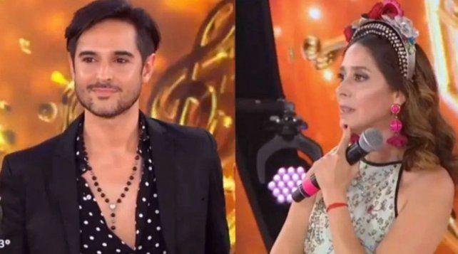 Sin relación. El cantante Pato Arellano dejó el certamen por sentirse incómodo con Novoa.