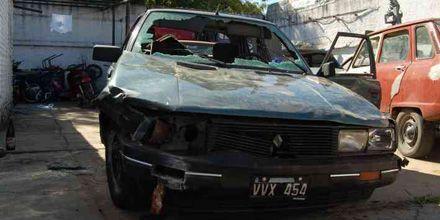 Zona norte: un auto atropelló a un grupo de chicos y murió una joven de 15 años
