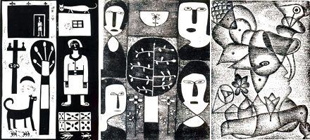 Estudio de la obra de Juan Grela: crear una nueva naturaleza