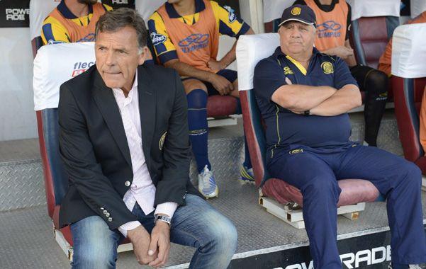 Russo apuesta por una victoria que lo dejaría adentro de la Sudamericana. (foto: Héctor Rio)