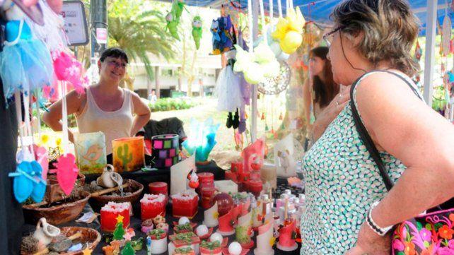 Hoy habrá una feria especial por Reyes, en la plaza Sarmiento