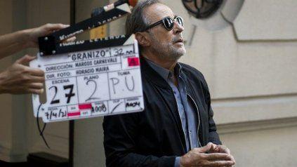 Guillermo Francella filma en Córdoba, en un guiño hacia un cine más federal