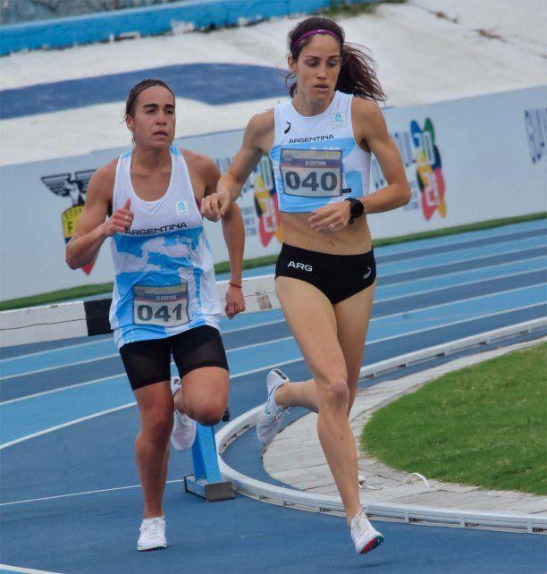 Carolina Lozano terminó 4ta en Guayaquil