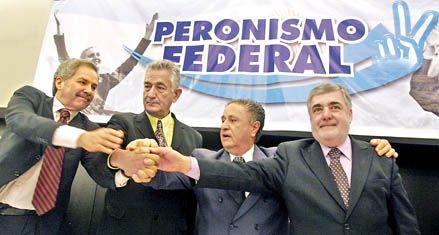 El Peronismo Federal anunció que hará una preprimariaen abril