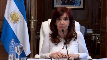 Cristina declaró en la audiencia pública por el memorándum con Irán por la causa Amia. (Foto: @AgenciaTelam)