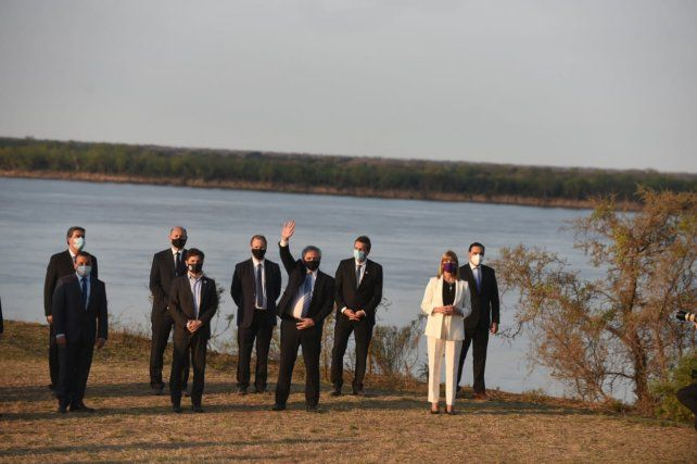 Alberto y los gobernadores
