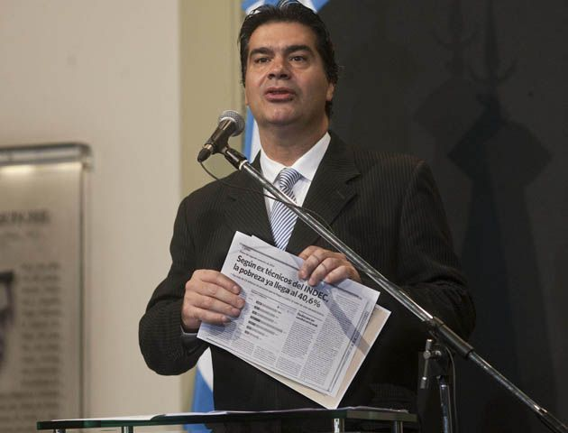 Capitanich también le reclamó al vicepresidente Boudou quién filtra informaciòn desde el Gobierno. (Foto: Télam)