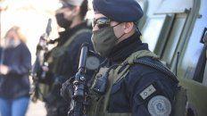 Los operativos de las fuerzas federales comenzaron a fines de septiembre pasado.