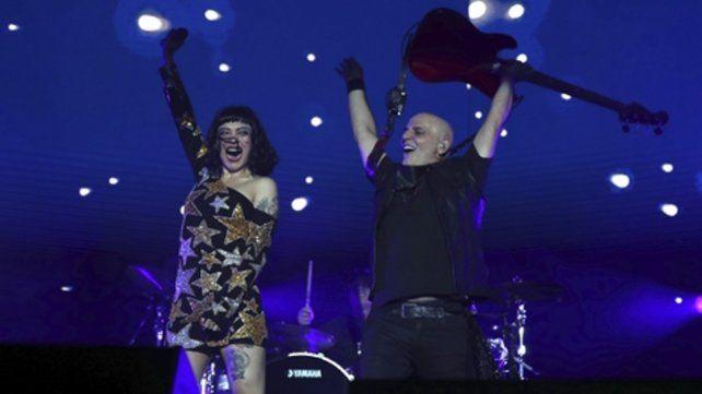 Soda Stereo inició su gira con un concierto cargado de nostalgia