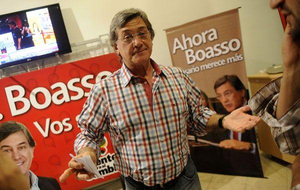 Otro destino. El concejal Jorge Boasso había sido tentado por Macri en 2013 y