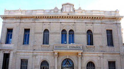 Agradecimiento al Hospital Español