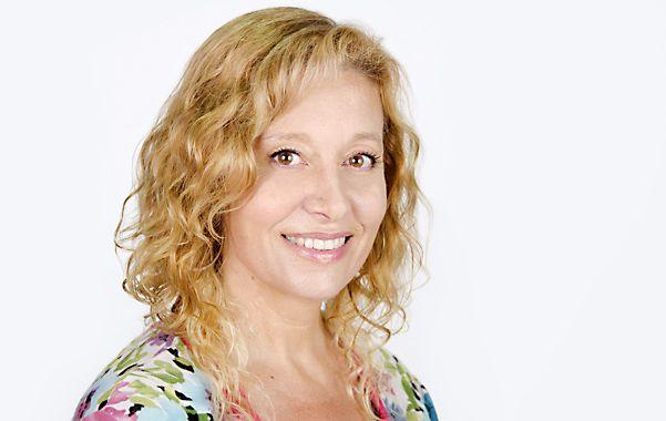 La funcionaria Susana Abo Hamed.