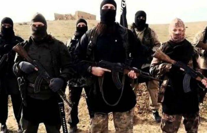 El grupo EI señaló que los rehenes fueron ejecutados tras ser abandonados por las naciones infieles.