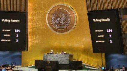 Pese a los 184 votos en contra del bloqueo, Cuba seguirá bajo ese régimen de castigo comercial.