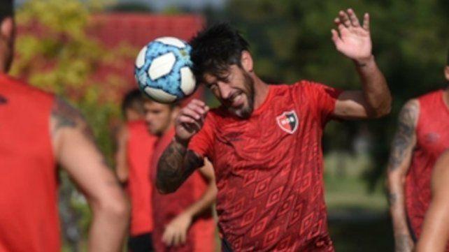 Una fija. Pablo Pérez será titular ante Vélez