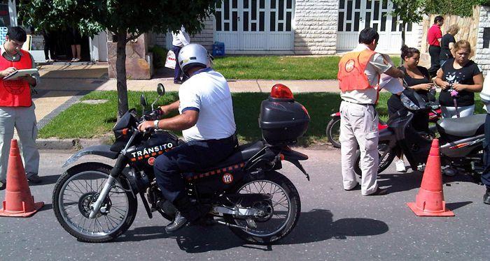 Unas veinte motos en infracción terminaron en el corralón municipal