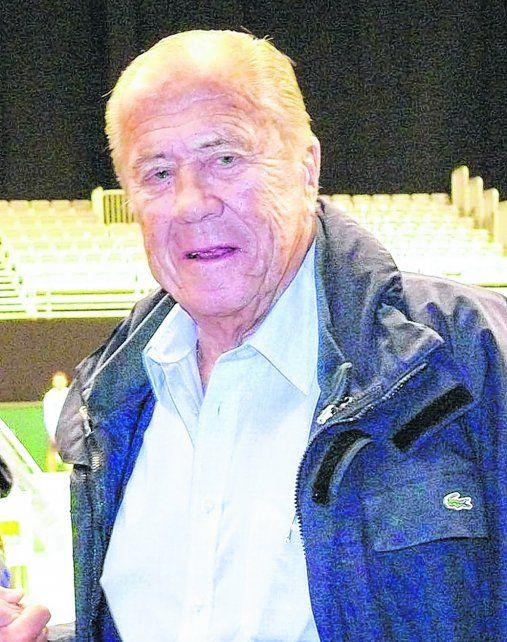 Un grande. Enrique Morea dedicó su vida al tenis y era reconocido en todo el mundo. Fue jugador