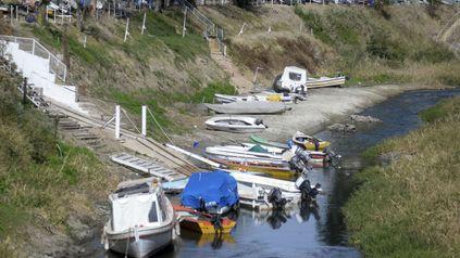 La bajante del río Paraná ocasiono graves problemas en siete provincias argentinas.