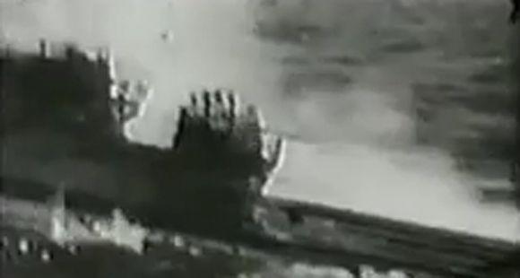 Brasil: hallan los restos de submarino alemán de la Segunda Guerra Mundial