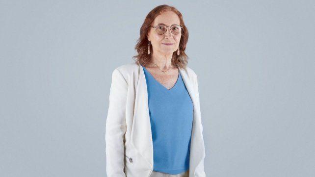 Alicia Dickenstein fue reconocida por su contribución fundamental a la geometría algebraica y sus aplicaciones.