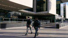 Los acusados de usura se llaman Horacio Falzetti y Eduardo Hinny. El juez les impuso el viernes 30 días de prisión preventiva.