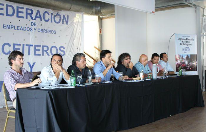 Plenario. En Rosario