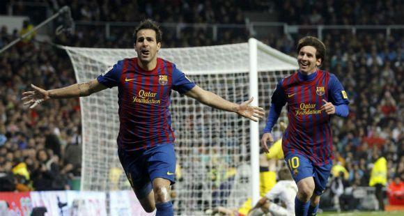 Barcelona asaltó la Casa Blanca y se llevó el derby español ante Real Madrid
