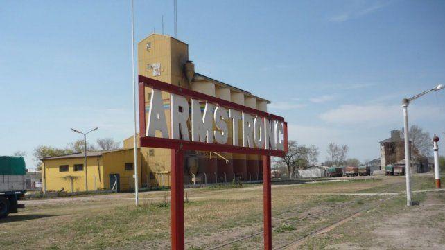 El hecho conmocionó a la ciudad de Armstrong