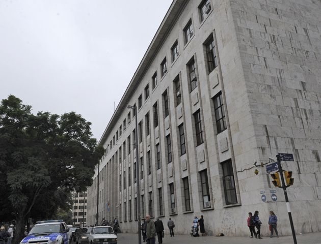 Los Tribunales Provinciales. Las máximas jerarquías judiciales llegan a cobrar casi 96 mil pesos de jubilaciones.
