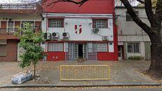 El Club Echesortu fue uno de los lugares allanados por Gendarmería.