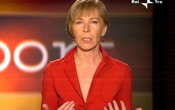 La candidata. Milena Gabanelli es una reconocida periodista de la RAI.