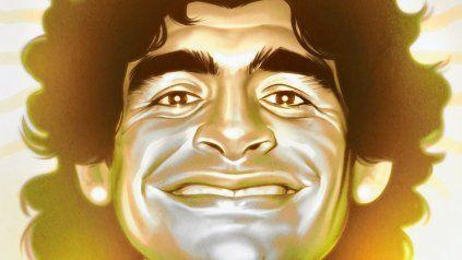 El mundo llora a Diego Maradona