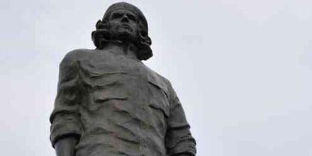 El homenaje al Che convocó a 50 mil personas