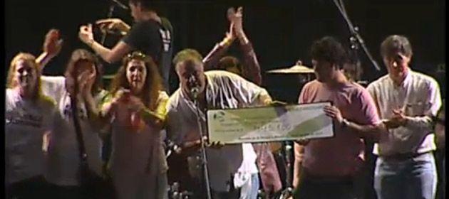 Los organizadores anunciaron que la recaudación del festival ascendió a 445.180 pesos.